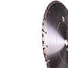 Круг алмазный отрезной ADTnS 1A1RSS/C3-H 350x3,5/2,5x10x25,4-24 F4 CHG 350/25,4 RM-W, фото 3