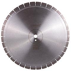 Круг алмазний відрізний 1A1RSS/C2-H 500x4,0/3,0x15x25,4-36 F4 Baumesser Asphalt Pro
