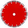 Круг алмазный отрезной Baumesser 1A1RSS/C3-H 230x2,8/1,8x10x22,23-16 L Ziegelstein PRO, фото 2