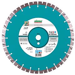 Круг алмазний відрізний Distar 1A1RSS/C3-H 350x3,5/2,5x15x25,4-(11,5)-24 Technic Advanced