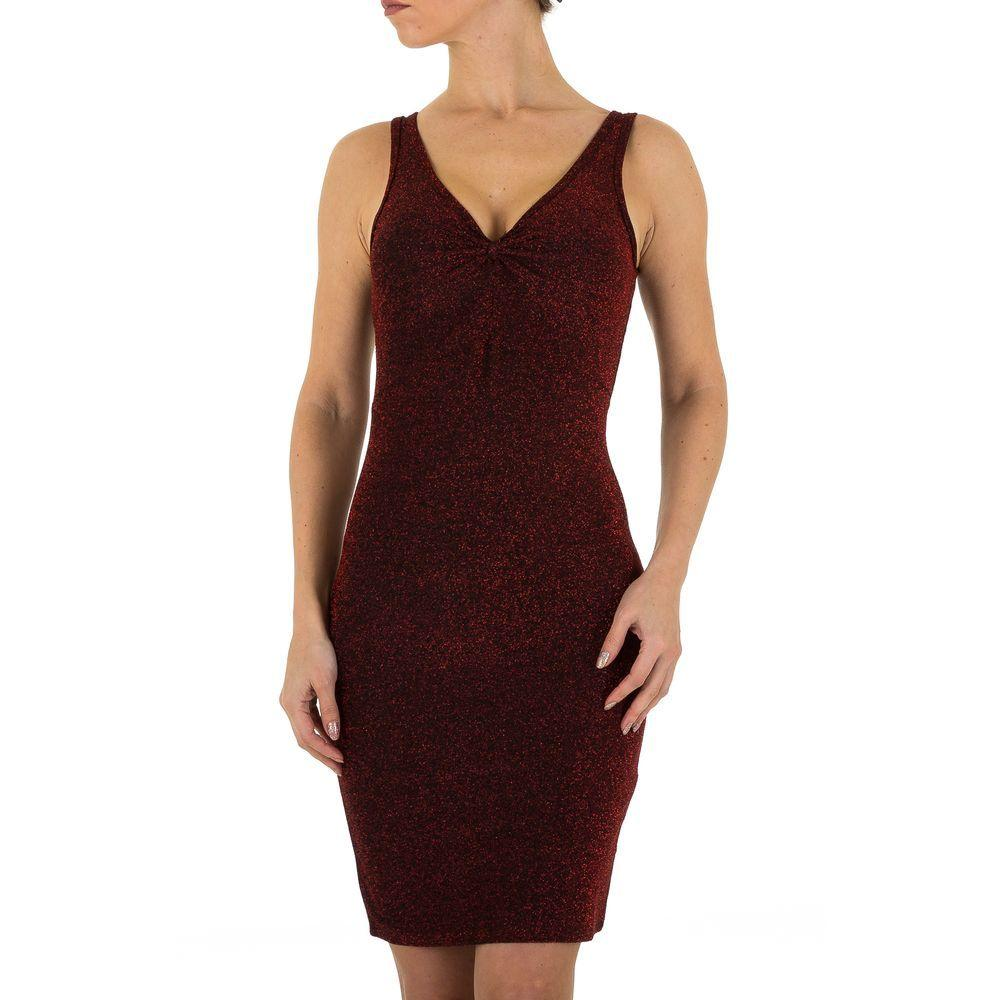 Женское платье, размер M - DK.red - KL-JW676-DK.red M