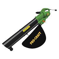 Садовый пылесос-воздуходувка ProCraft PGU-3100