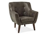 Кресло кожаное Mason skóra