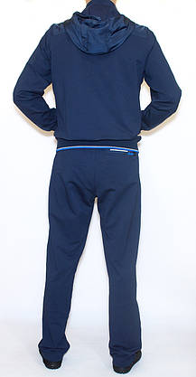 Мужской спортивный костюм с капюшоном AVIC 3757 (L), фото 3