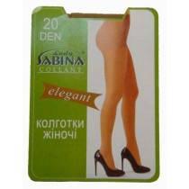 """Колготы женские """"Ledy Sabina"""" Elegant 20 den, фото 2"""