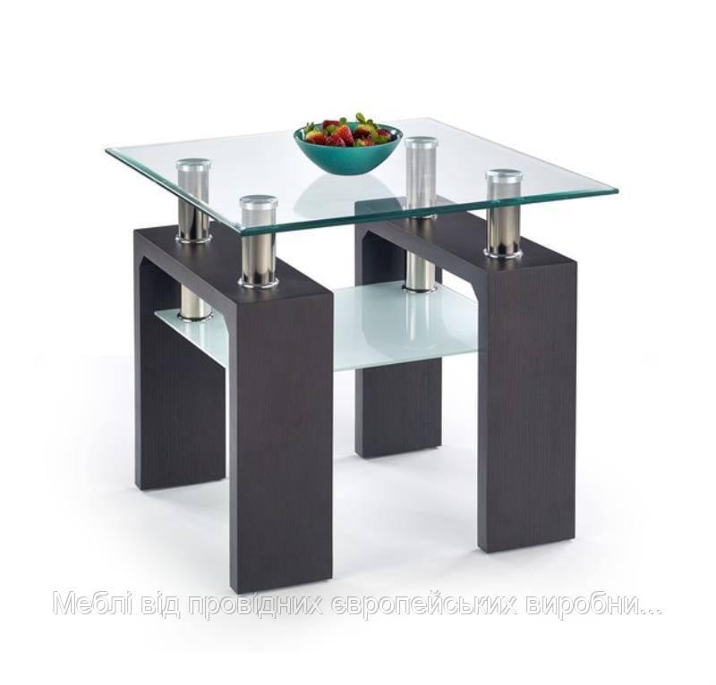 Стол DIANA H KWADRAT (венге) (Halmar)
