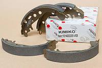 Тормозные колодки задние Geely MK 1.6L
