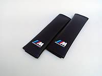Накладка на ремінь безпеки BMW M PERFORMANCE BLACK