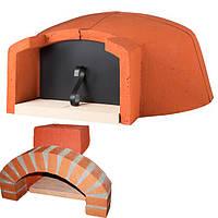 FVR 80 Valoriani - Печь для пиццы на дровах. Пиццы: 3 шт. Италия, фото 1