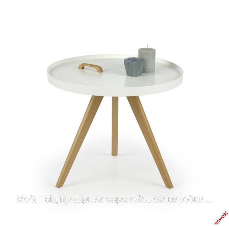 Стол LUKA (белый) (Halmar)