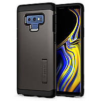 Чехол Spigen для Samsung Galaxy Note 9 Tough Armor, Gunmetal (599CS24576), фото 1