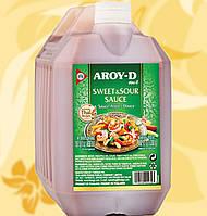 Соус кисло-солодкий, Aroy-D, 5.3 кг, Мо