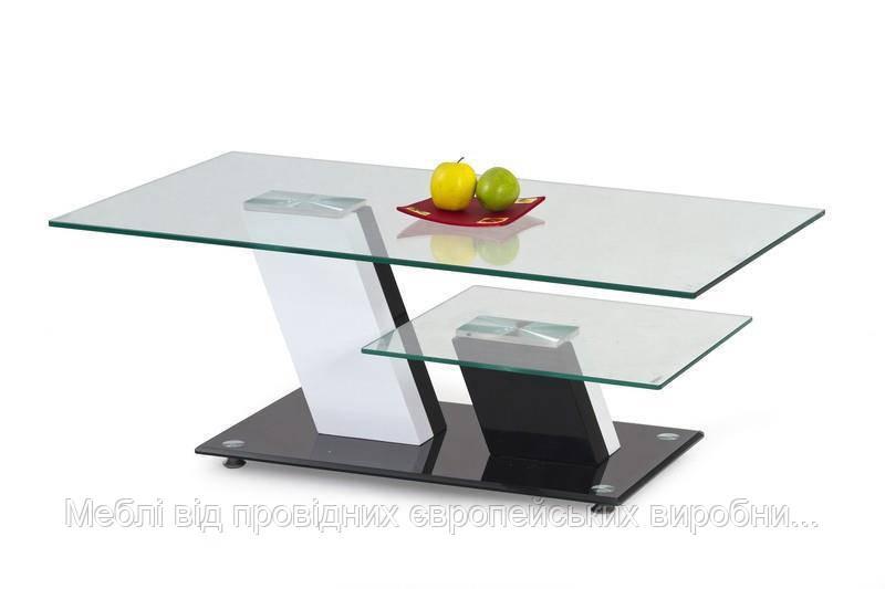 Стол SAVANA (прозрачный) (Halmar)
