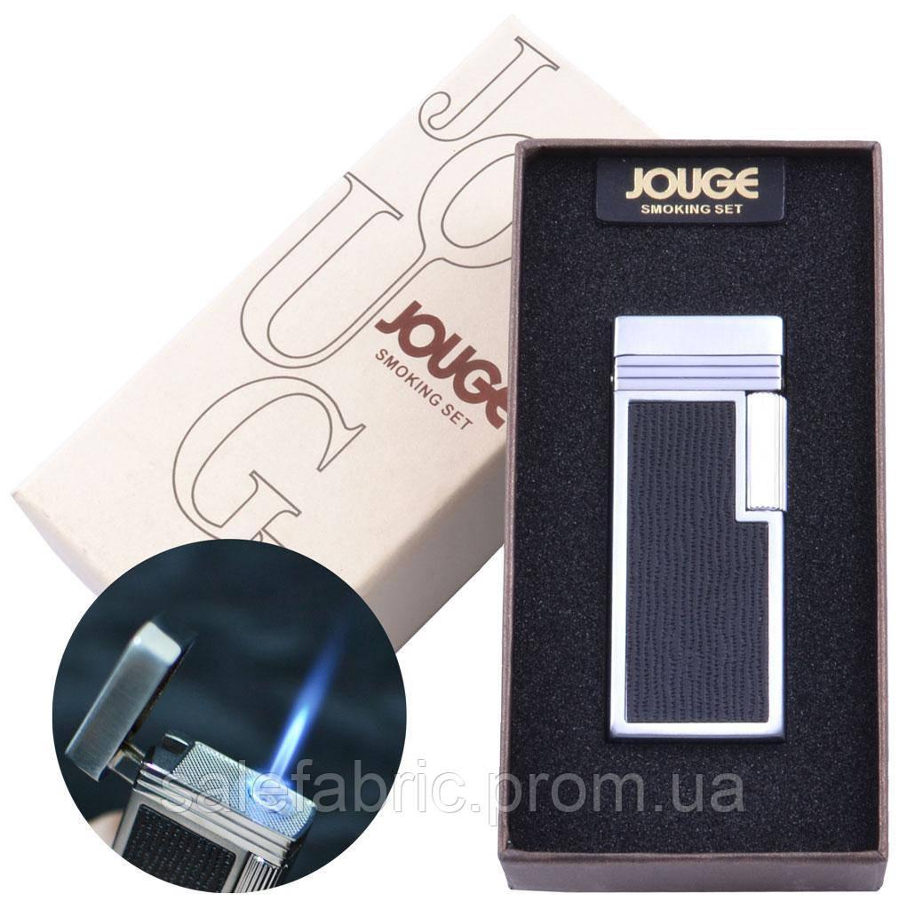 Зажигалка кремневая в подарочной упаковке Jouge (Острое пламя) №4449-1