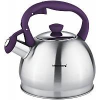 Чайник 1,8л Klausberg 7043 KB Violet