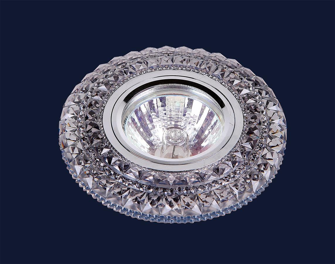 Точечный врезной светильник с LED подсветкой Levistella 716B208
