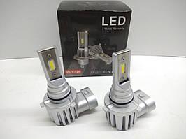 Автолампы LED S10P CSP(Южная Корея), HB3 (9005), 8000LM, 30W, 9-32V