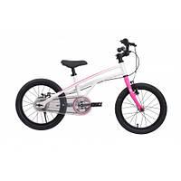 """Детский велосипед Royal Baby H2 18"""" розовый, фото 1"""