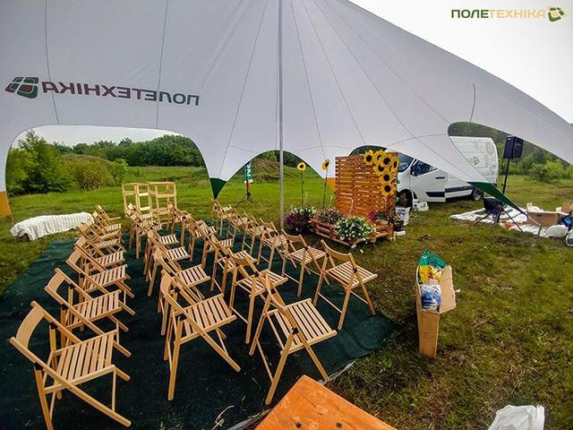 шатры для семинаров