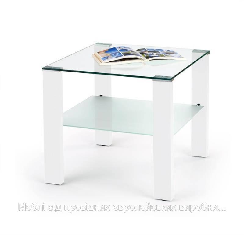 Стол SIMPLE  H KWADRAT (белый) (Halmar)