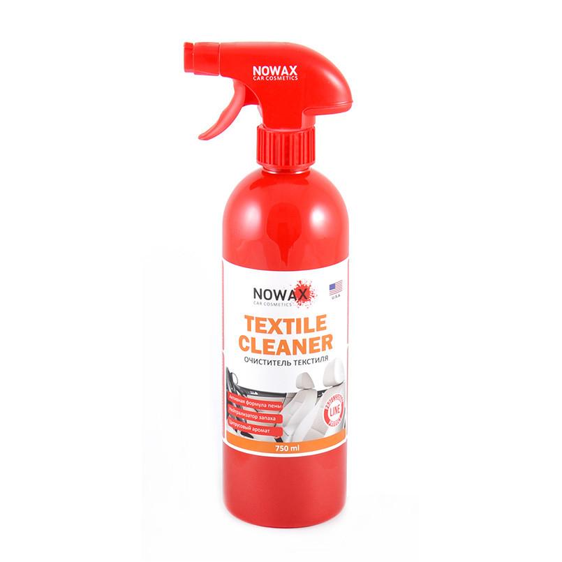 Очиститель текстиля Nowax Textile Cleaner, 750мл