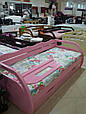 """Кровать подростковая """"Бонита"""" розовая, фото 2"""