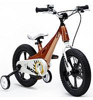 """Велосипед детский Royal Baby MGDINO 14"""" золотой, фото 1"""