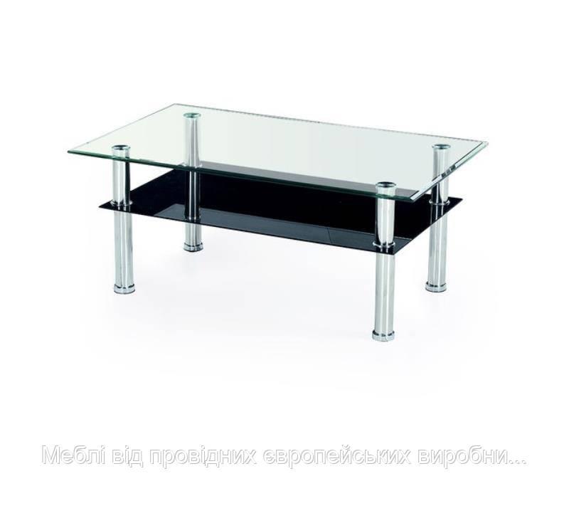 Стол YOLANDA (прозрачный) (Halmar)
