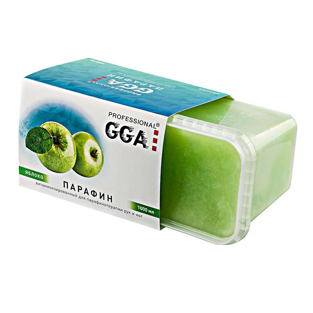 """Витаминизированный парафин GGA Professional """"Яблоко"""" 1000 мл"""