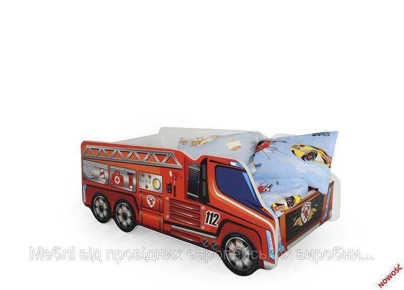 Детская кровать FIRE TRUCK (Halmar)