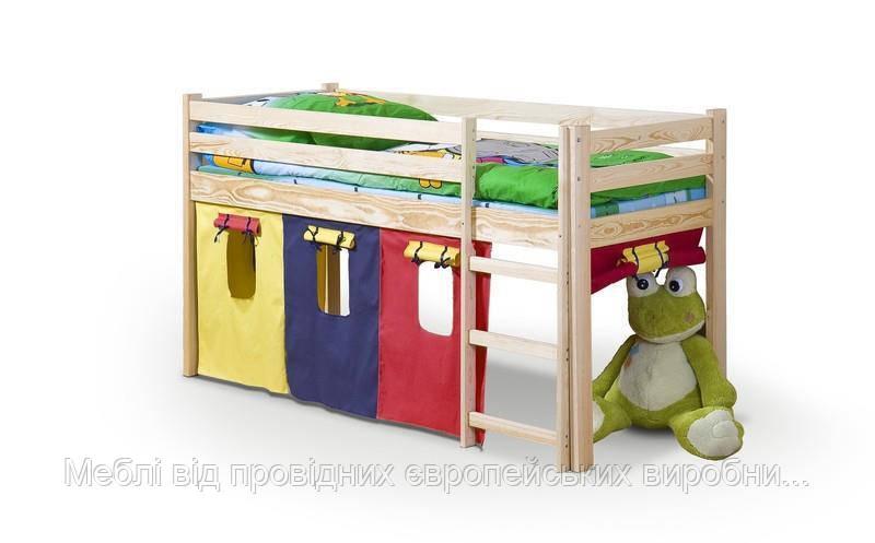 Детская кровать-трансформер NEO (сосна) (Halmar)