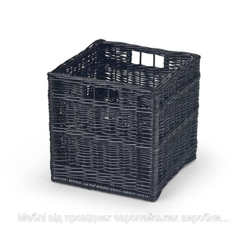 Выдвижной ящик WOODY (черный) (Halmar)