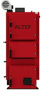 Твердотопливный котел длительного горения Альтеп Duo Plus 17 кВт