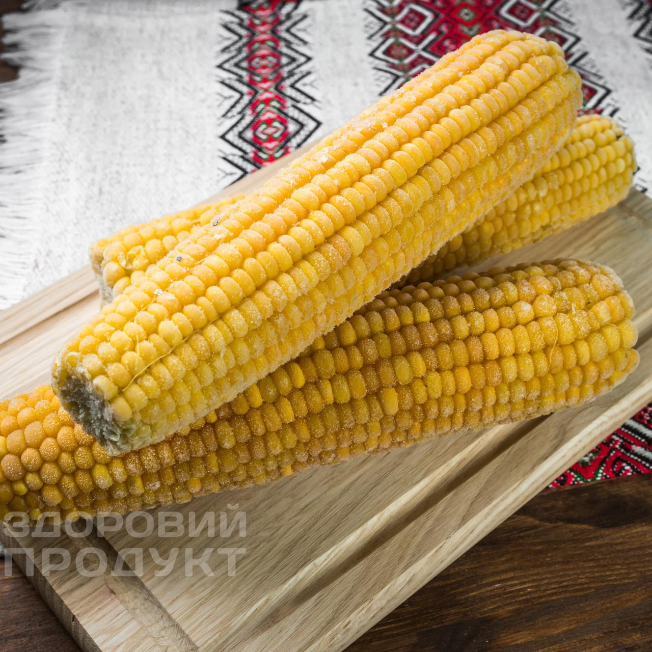 Кукуруза в початках сладкая замороженная