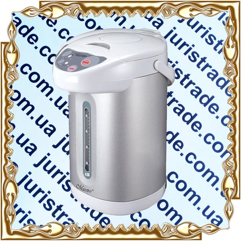 Электрочайник-термос (термопот) 4, л. 750 Вт. Maestro MR 084