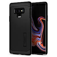 Чехол Spigen для Samsung Galaxy Note 9 Slim Armor, Black (599CS24504)