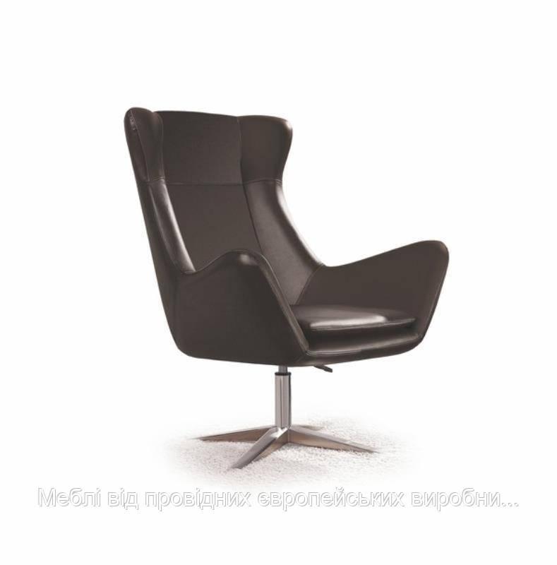 Кресло ATLAS (черный) (Halmar)