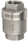 Клапан обратный подпружиненный  Genebre (Испания) тип 2416 03 DN10 PN63 ДУ10 РУ63, фото 2