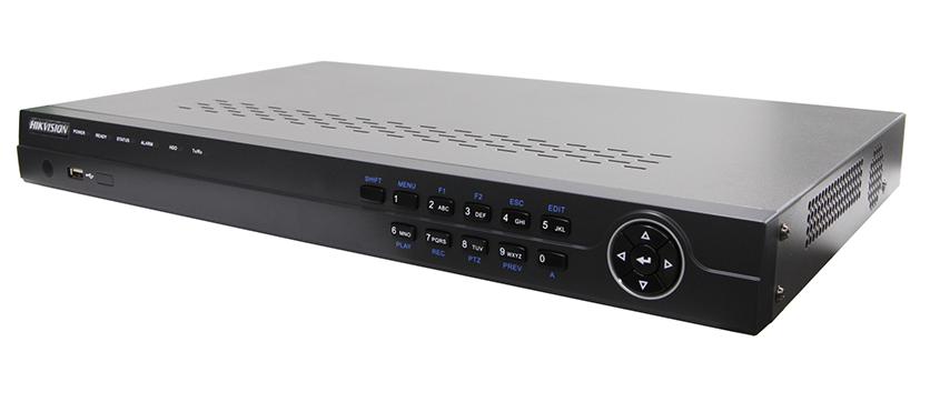 Видеорегистратор HD-SDI 8-ми канальный (real time) Hikvision DS-7208HFHI-ST