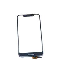 Оригинальный тачскрин / сенсор (сенсорное стекло) для Doogee X70 (черный цвет)