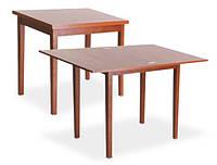 Раскладной деревянный стол Нордик