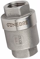 Клапан обратный подпружиненный  Genebre (Испания) тип 2416 04 DN15 PN63 ДУ15 РУ63