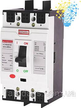 Шафовий автоматичний вимикач 3р, 40А (e.industrial.ukm.60Sm.40)