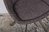 Стілець Toledo, кава-мокко (рогожка), фото 5