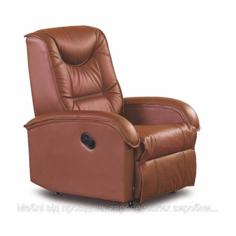 Кресло JEFF (коричневый) (Halmar)