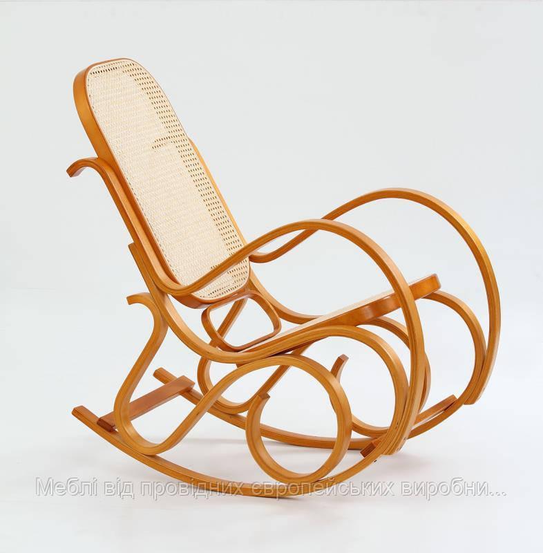 Кресло качалка MAX BIS (ольха) (Halmar)