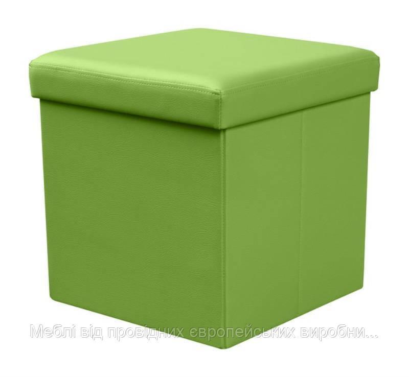 Пуфик MOLY (зеленый) (Halmar)