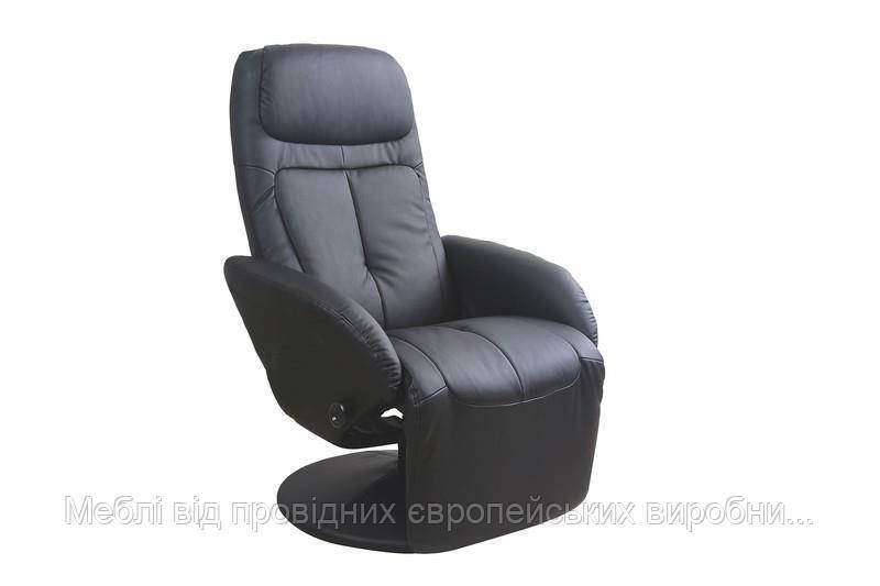 Кресло раскладное OPTIMA  (черный) (Halmar)