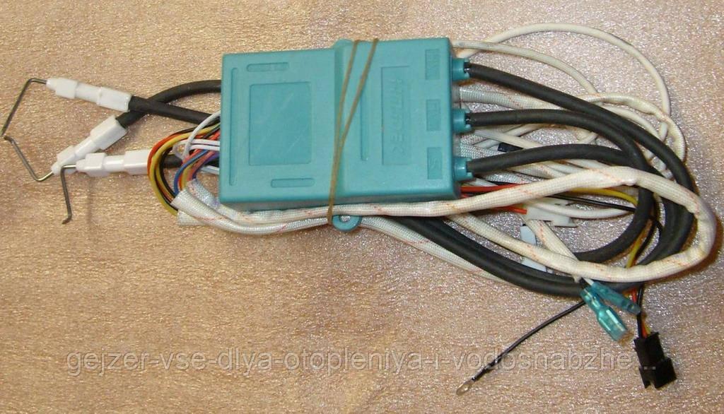 Блок імпульсного запалення для газової колонки