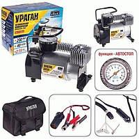 Электрический компрессор Vitol Ураган  КА-У12052